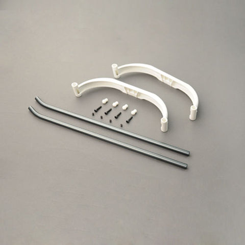 Helicopter X50/E550 Parts LANDING SKID SET PV0035-2