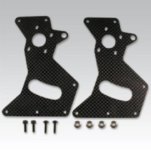 E550 Parts Carbon Upper Frame PV0315
