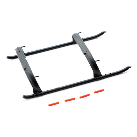 Titan E360 Parts Landing skid Black PV0903