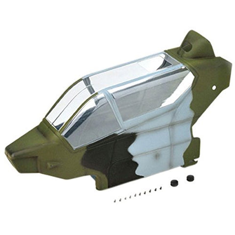 FRONT BODY(FIELD GREEN), PV0929