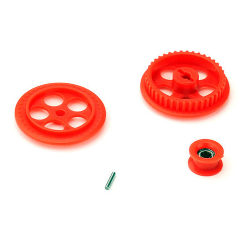 Thunder Tiger RC Heli Raptor E300MD Innovator Parts Tail Pully 40T PV1060