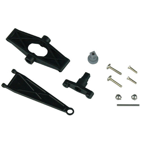 Thunder Tiger RC Heli Raptor E300MD Innovator Parts Elevator Arm Set PV6151