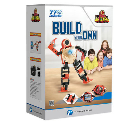 ROBOHERO Build Your Own