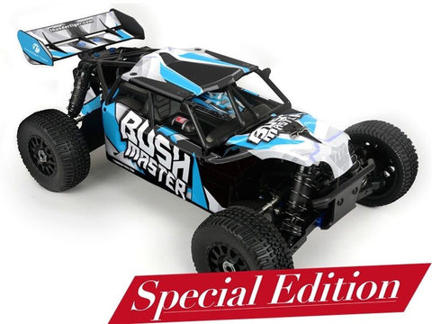 BUSHMASTER Desert Buggy 4WD 1:8 RTR (no ESS) 6410-F111-S / 6410-F112-S