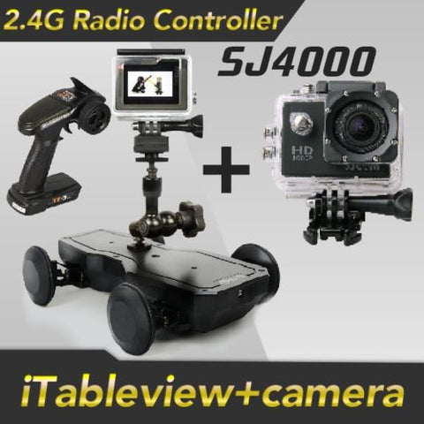 TTRobotix iTableview 2.4G Version 6600-F131 (with camera)