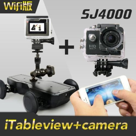 TTRobotix iTableview Wifi Version 6600-F141 (with camera)