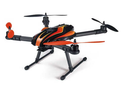 TTRobotix Super Hornet X650 Quadcopter Kit 400-K11-TTE