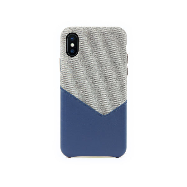 Valley Card Slot Case for iPhone X / iPhone Xs, Lavender