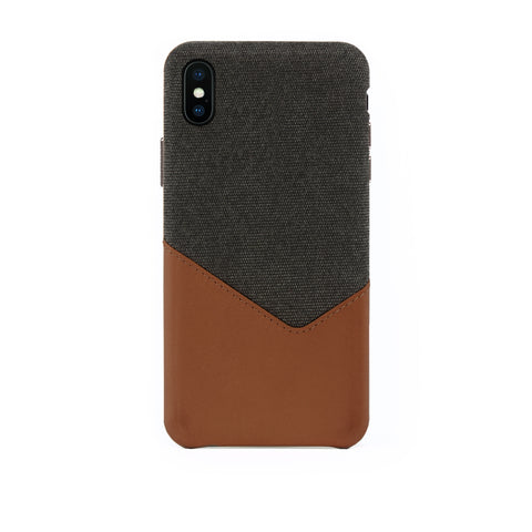 Valley Card Slot Case for iPhone Xs Max, Irish Layered