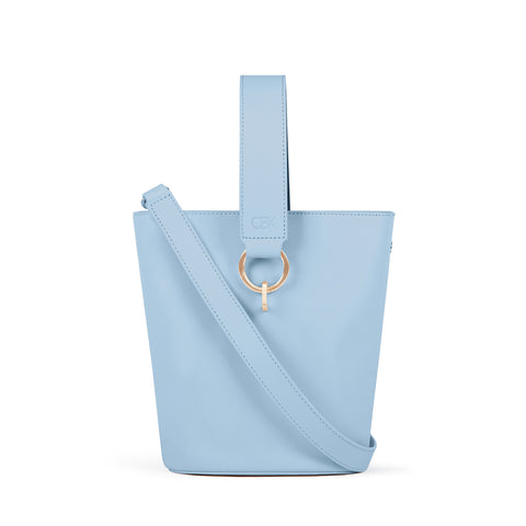 New Bucket Bag, Sky Blue