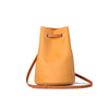 Mini Bucket Bag, Inca Gold