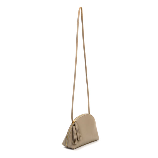 Plump Shoulder Bag, Simply Taupe