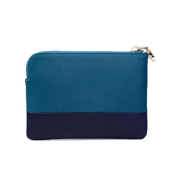 2-Tone Multi-functional Pouch, Lyons Blue/Blue Night