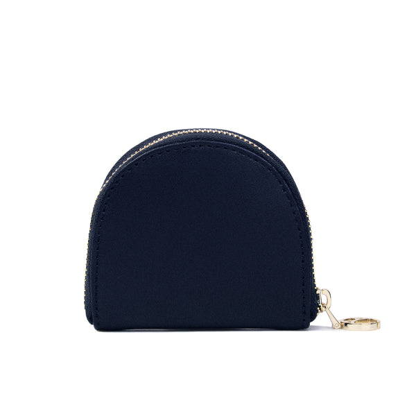 Half Moon Coin Pouch, Blue Night