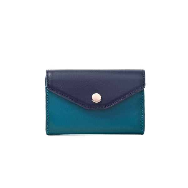 2 Tone Cardholder, Lyons Blue/Blue Night