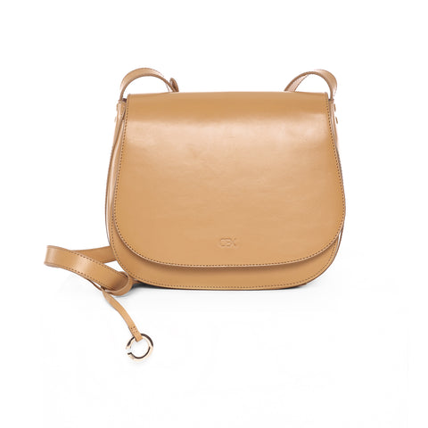 Multi-Gussets Saddle Bag