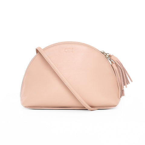 Plump Shoulder Bag II, Blush