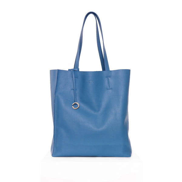 Soft Tote II, Jeans Blue