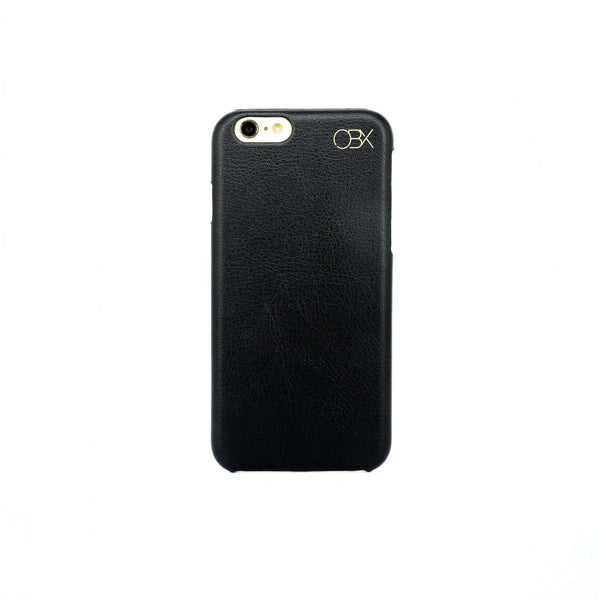 Faux Leather Case for iPhone 6/6s, Black