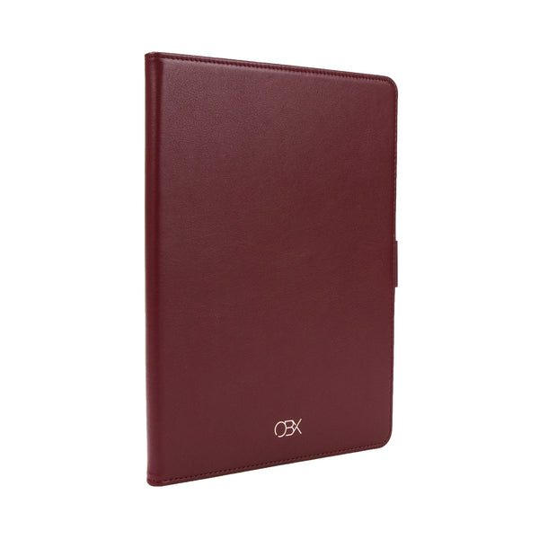 Leather Tablet Case for iPad Air 2, Raisin