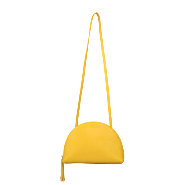 2-way Plump Bag, Mustard