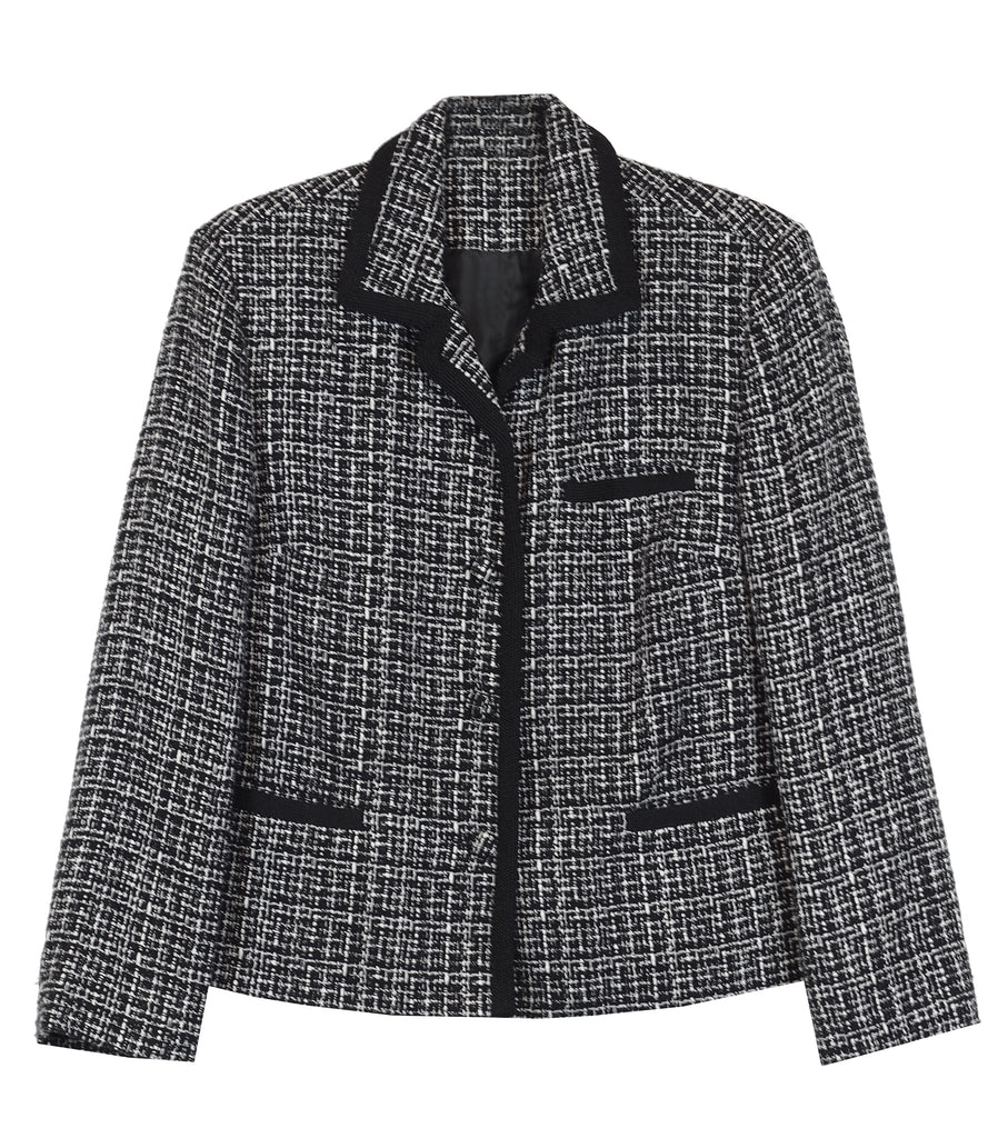 BOUCLE TWEED JACKET - CHRISTINA FISCHER