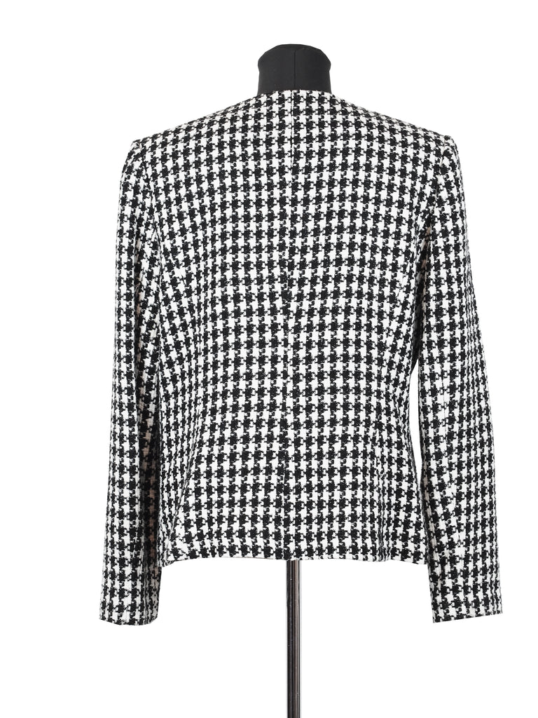 BOUCLE HOUNDSTOOTH JACKET - CHRISTINA FISCHER