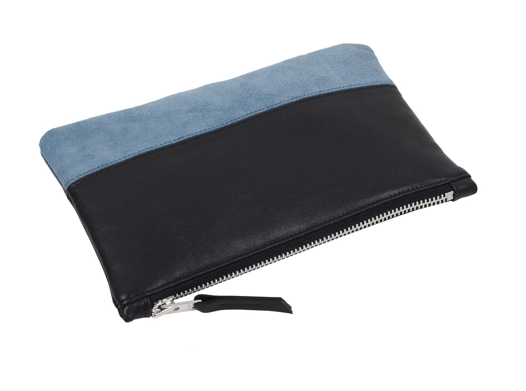 COLOUR BLOCKING CLUTCH - CHRISTINA FISCHER