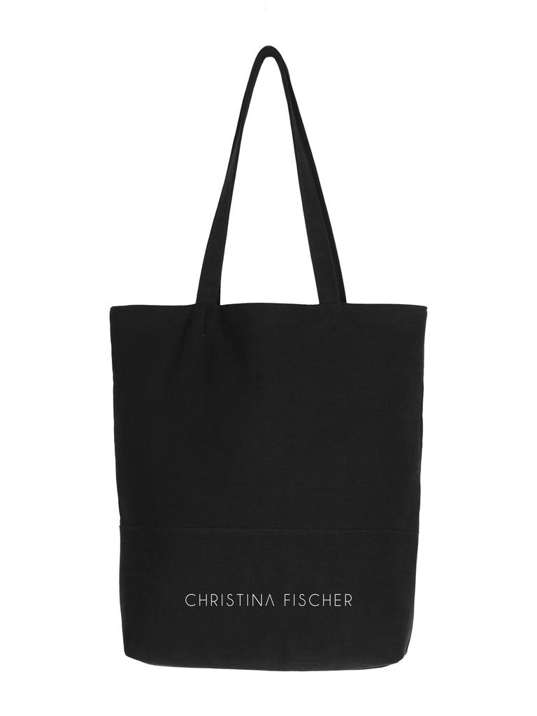 DENIM TOTE BAG - CHRISTINA FISCHER