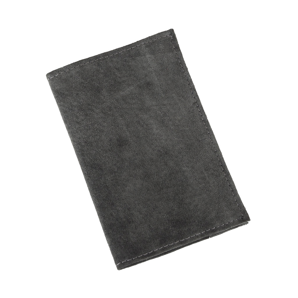 GREY PASSPORT COVER - CHRISTINA FISCHER