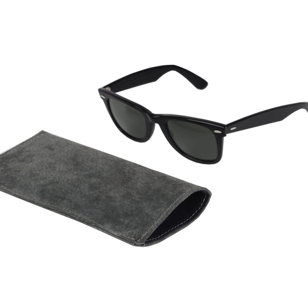 GREY SUNGLASS CASE