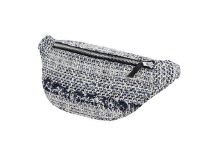 BOUCLE TWEED BUM BAG - CHRISTINA FISCHER