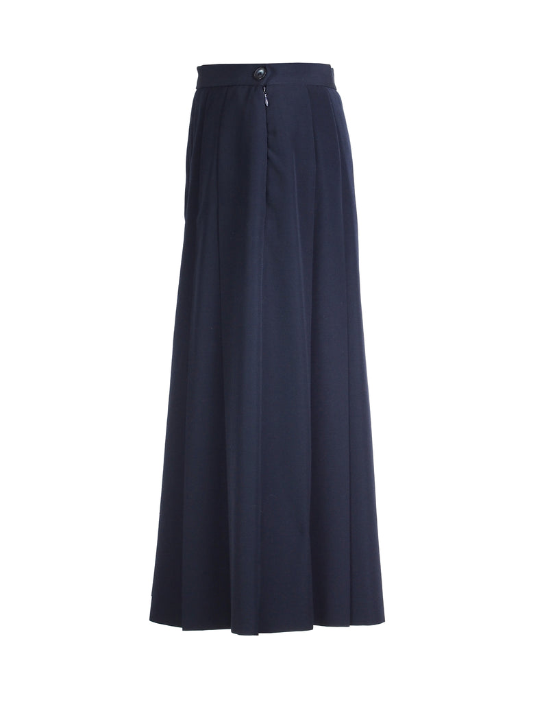PLEATED PANT SKIRT - CHRISTINA FISCHER