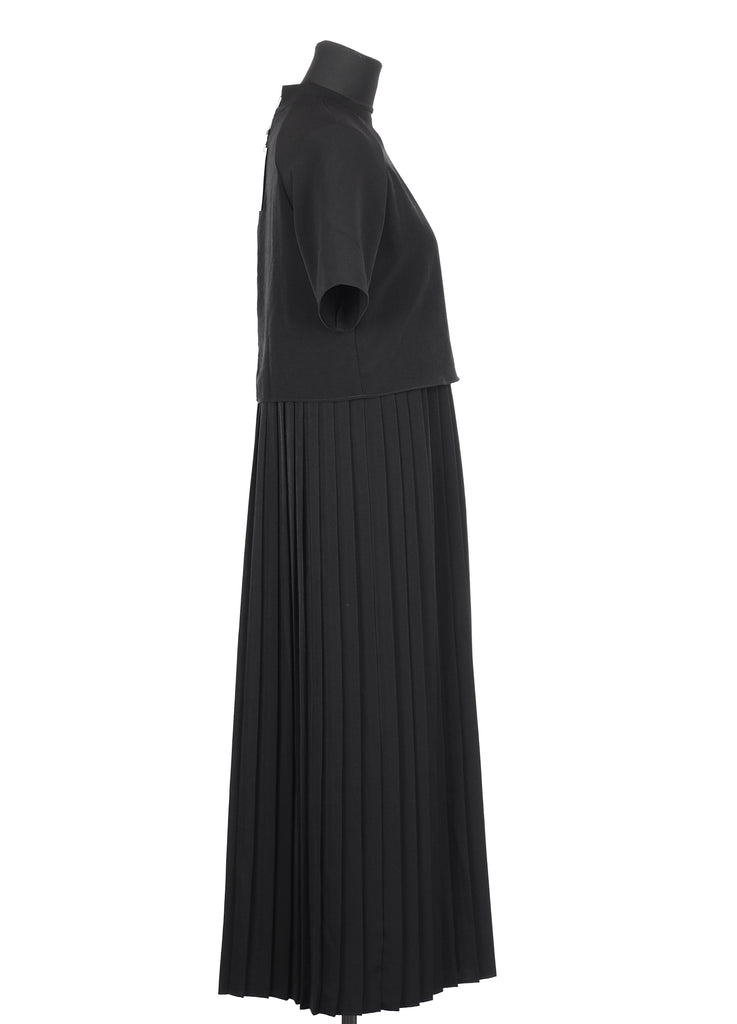 PLEATED DRESS - CHRISTINA FISCHER