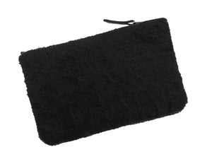 SHEARLING CLUTCH - CHRISTINA FISCHER