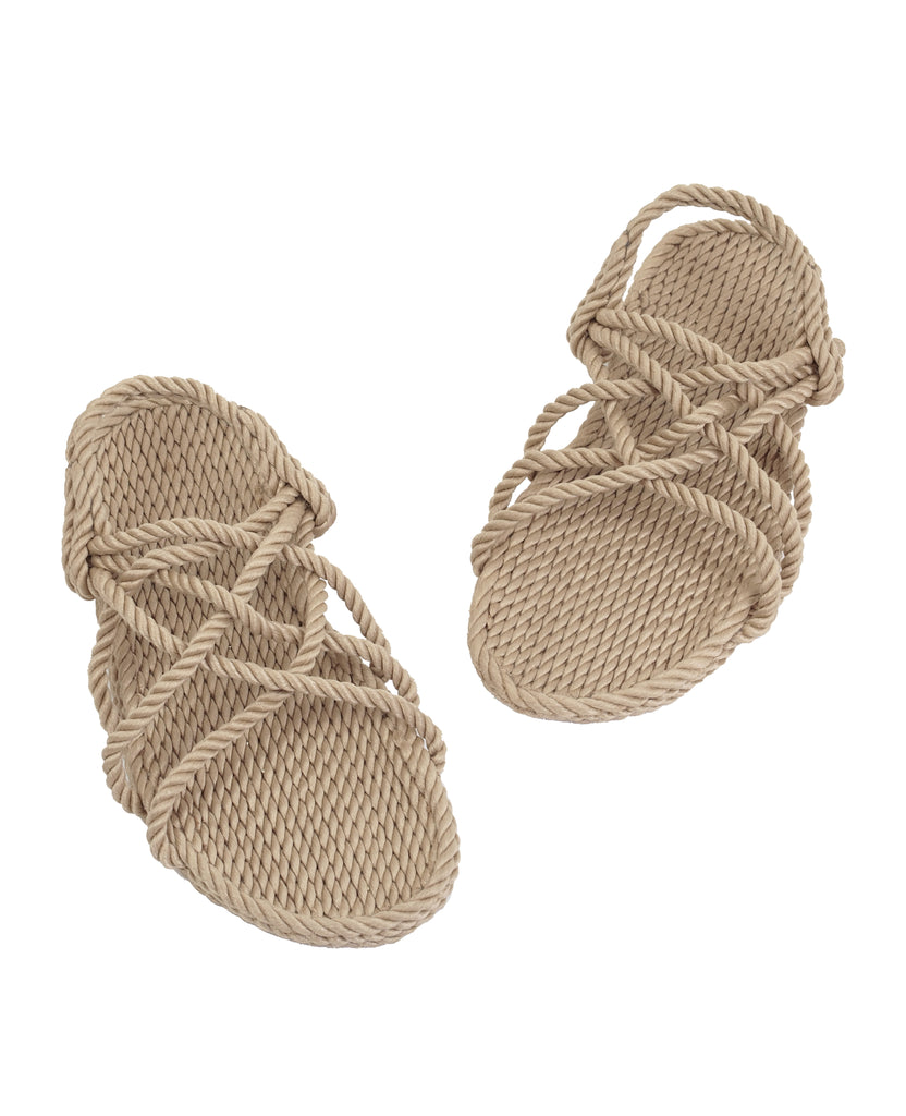 WEAVED SANDALS