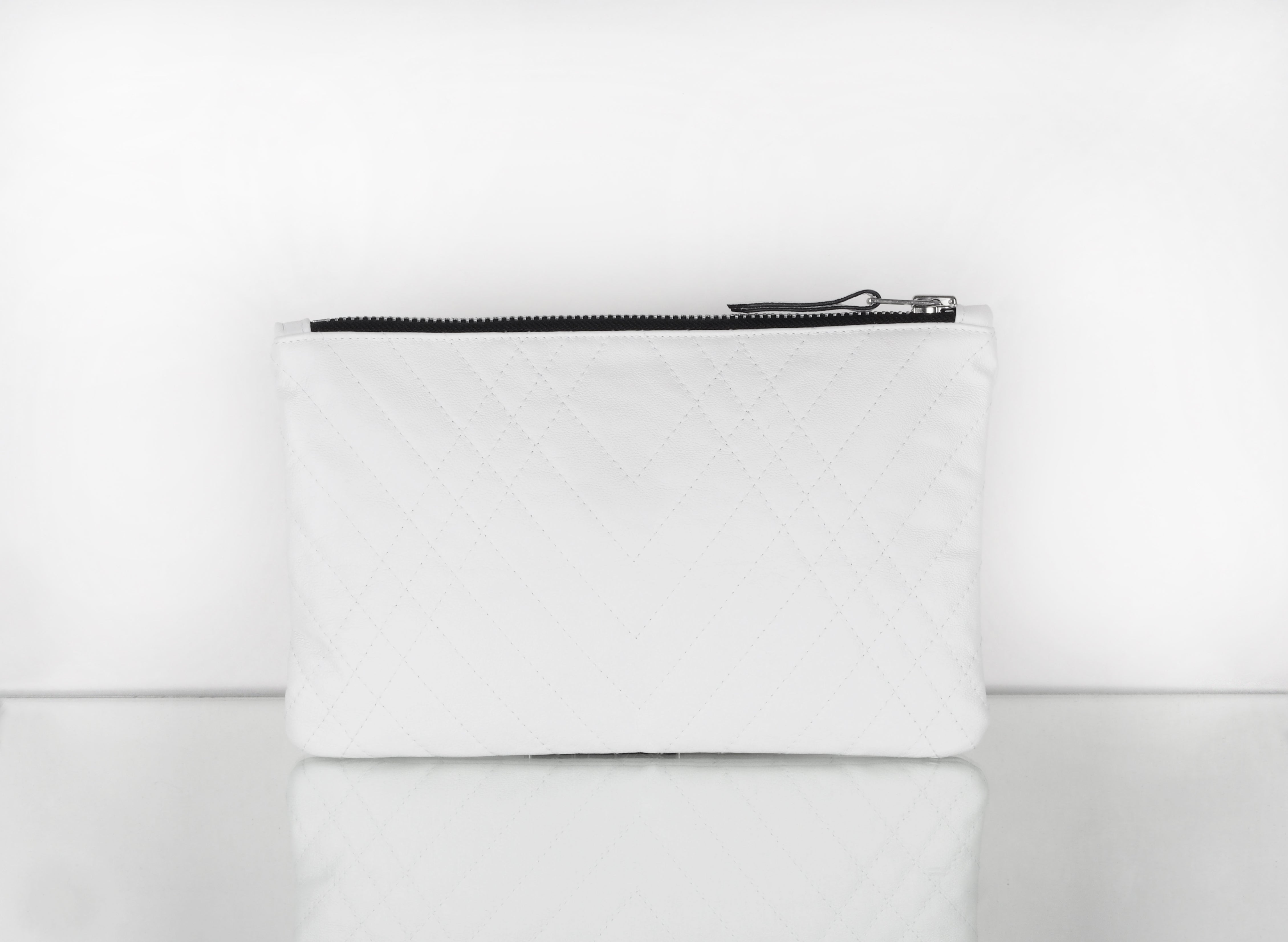 LIMITED EDITION QUILTED CLUTCH - CHRISTINA FISCHER