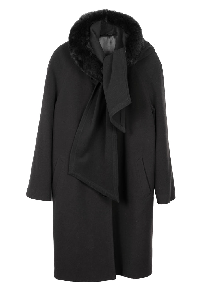CLASSIC WOOL COAT - CHRISTINA FISCHER