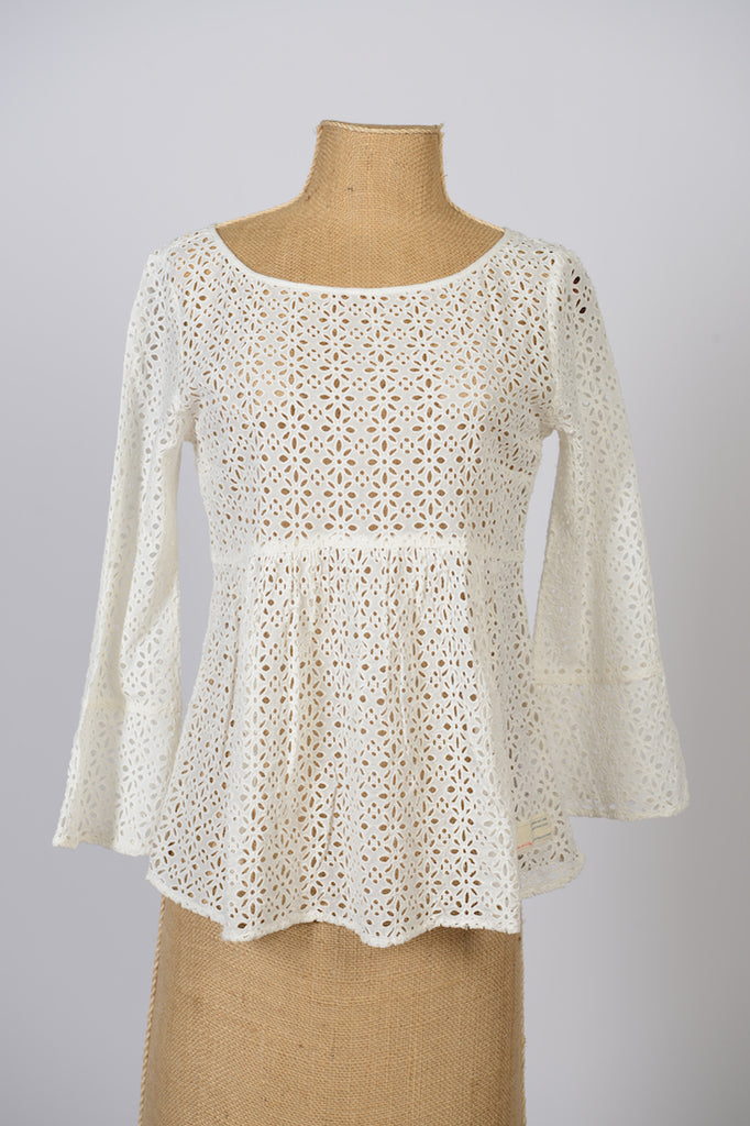 Blouse ODD MOLLY - Light Chalk
