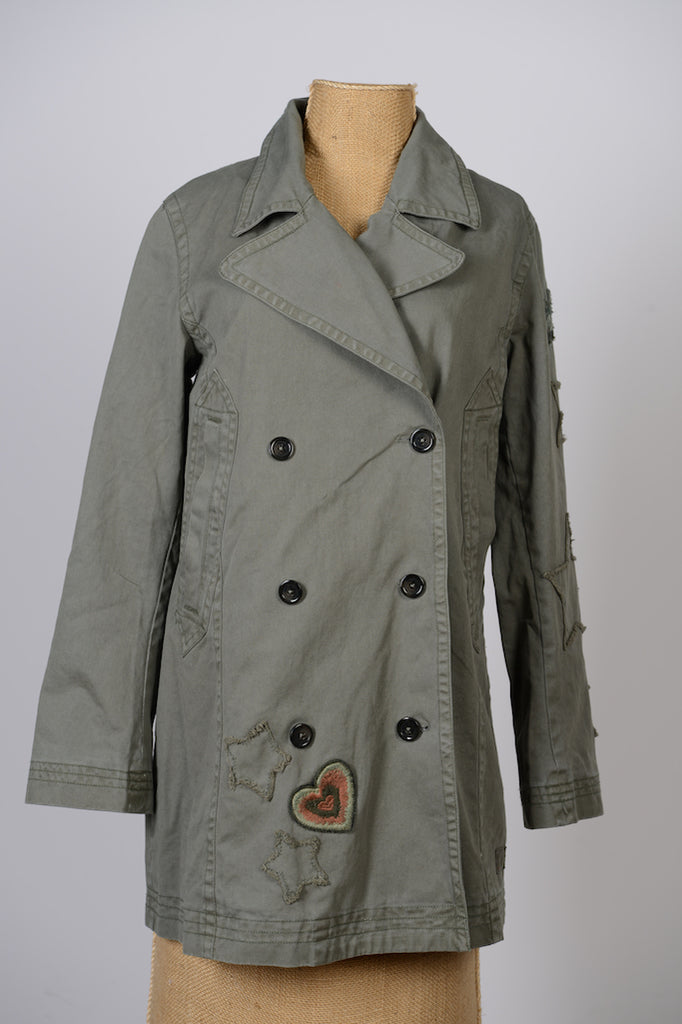 Manteau ODD MOLLY - Vintage Military