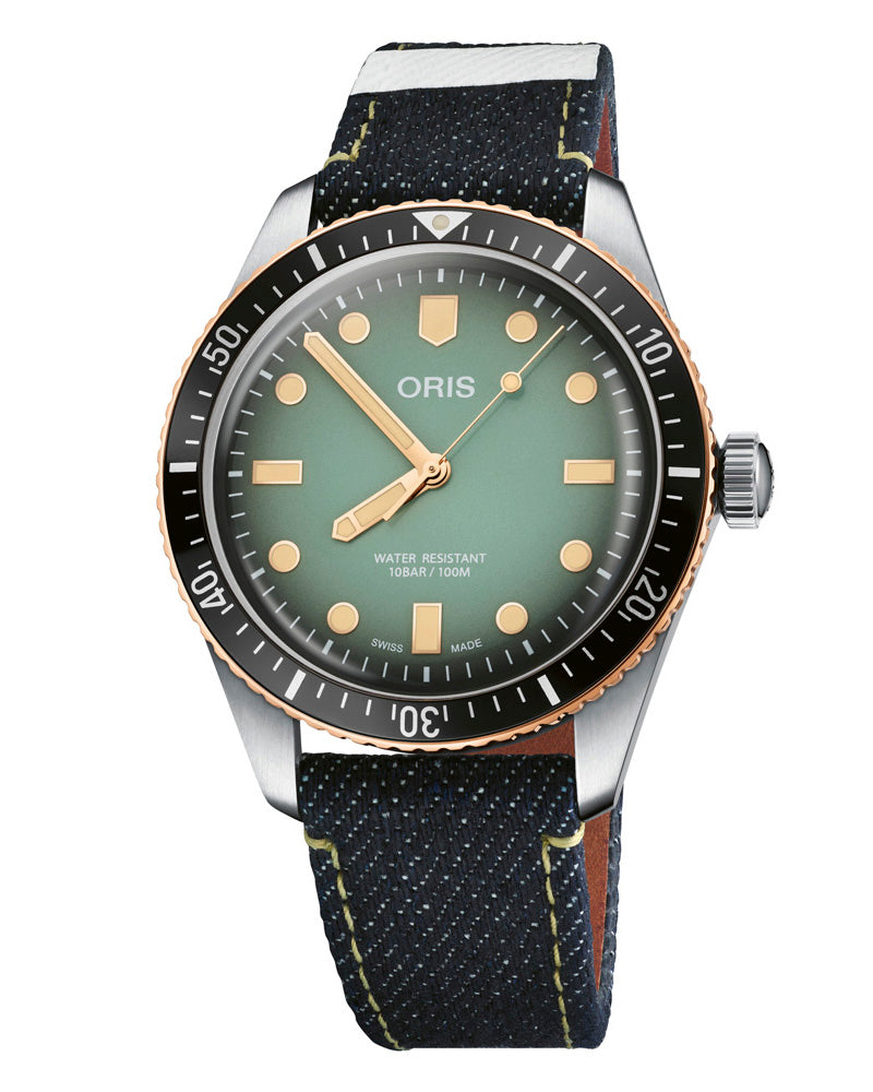 Oris X Momotaro Limited Edition 01 733 7707 4337-Set