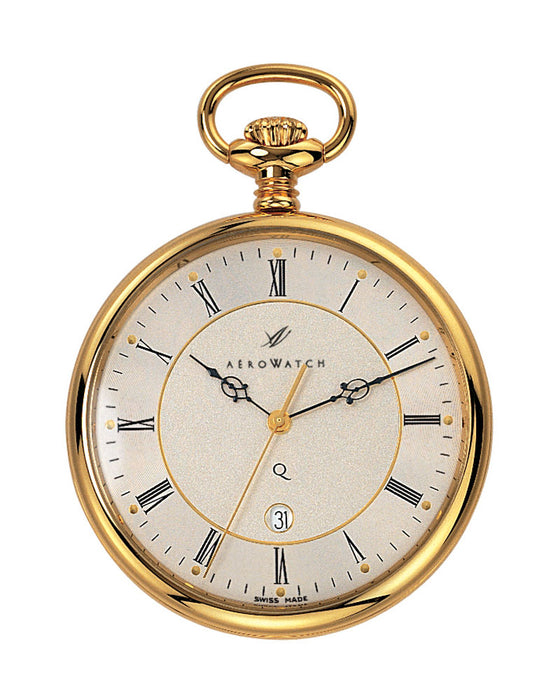 Aerowatch Pocketwatch 25610 J504