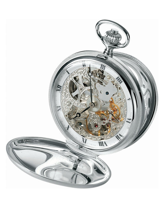 Aerowatch Pocketwatch Skeleton 57819 AA01