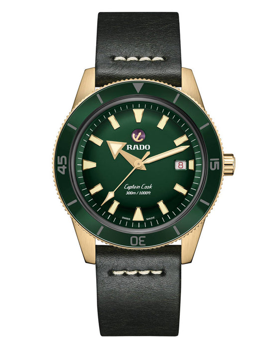 Rado Captain Cook Automatic R32 504 31 5