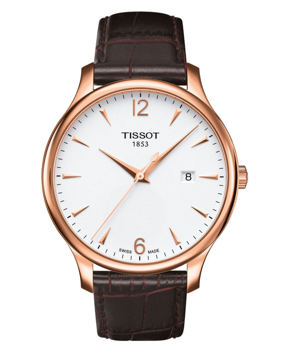 Tissot Tradition Large T063.610.36.037.00