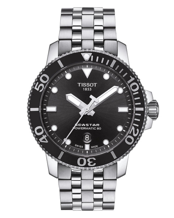Tissot Seastar Powermatic 80 T120.407.11.051.00