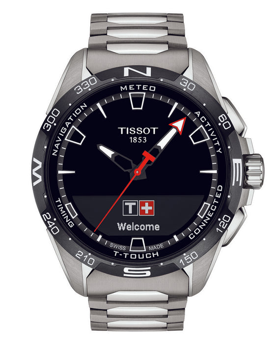 Tissot T-Touch Connect Solar T121.420.44.051.00