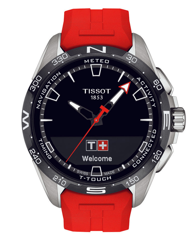 Tissot T-Touch Connect Solar T121.420.47.051.01