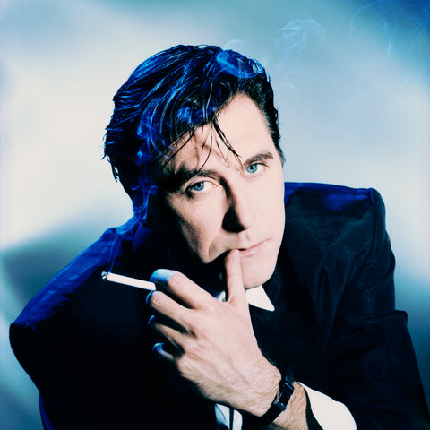 Bryan Ferry - smoke gets in your hair - Portrait