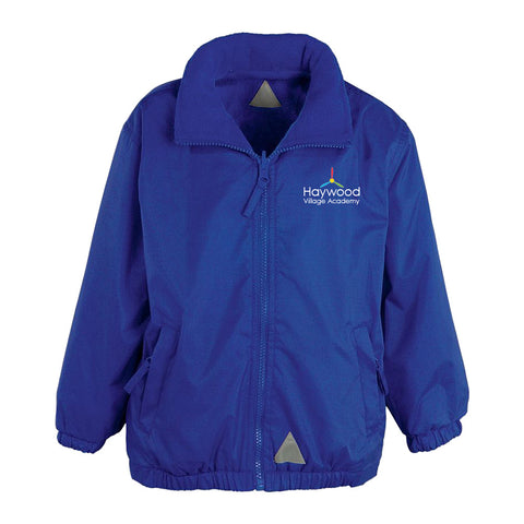 Haywood Village Academy Showerproof Coat